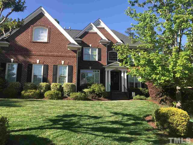 2136 Crigan Bluff Drive, Cary, NC 27513 (#2356254) :: Marti Hampton Team brokered by eXp Realty