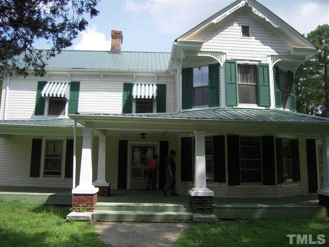 53-A Dorothy Brooks Lane, Roxboro, NC 27574 (#2356263) :: Triangle Top Choice Realty, LLC