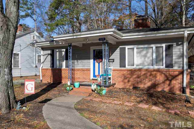 2808 W Carver Street, Durham, NC 27705 (#2356264) :: The Perry Group