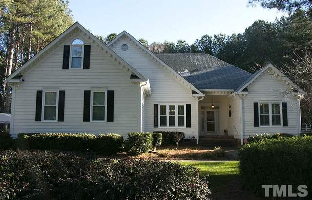 7316 Clarincarde Court, Wake Forest, NC 27587 (MLS #2356274) :: On Point Realty
