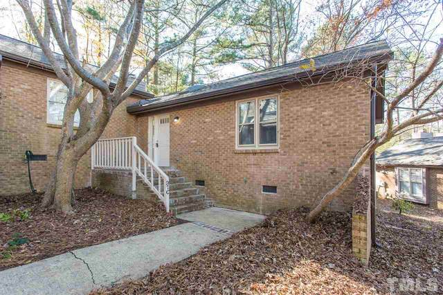 200 Woodcroft Parkway 37C, Durham, NC 27713 (#2356280) :: The Perry Group