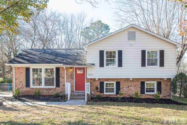 5307 Shady Bluff Street, Durham, NC 27704 (#2356287) :: Sara Kate Homes