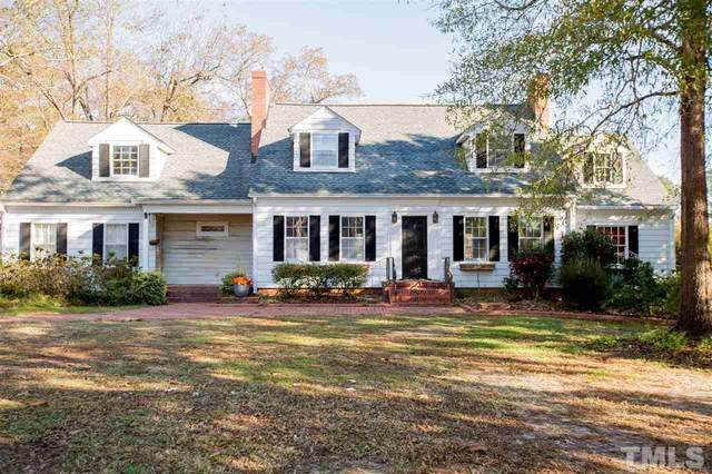 211 E Front Street, Lillington, NC 27546 (#2356299) :: Triangle Top Choice Realty, LLC