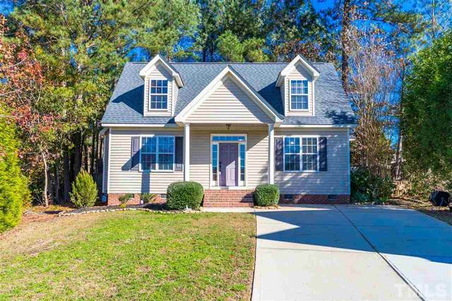 807 Natural Springs Court, Fuquay Varina, NC 27526 (#2356306) :: The Jim Allen Group