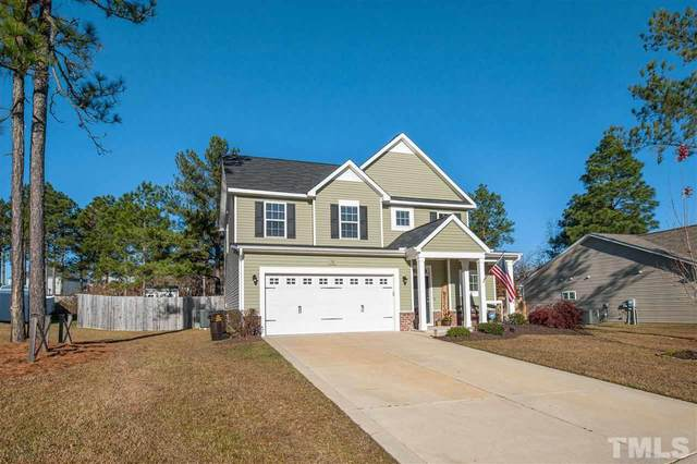 78 Burr Oak Circle, Bunnlevel, NC 28323 (#2356313) :: Triangle Top Choice Realty, LLC