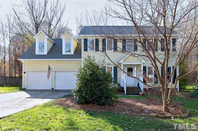 109 Fallsworth Drive, Cary, NC 27513 (#2356321) :: Sara Kate Homes