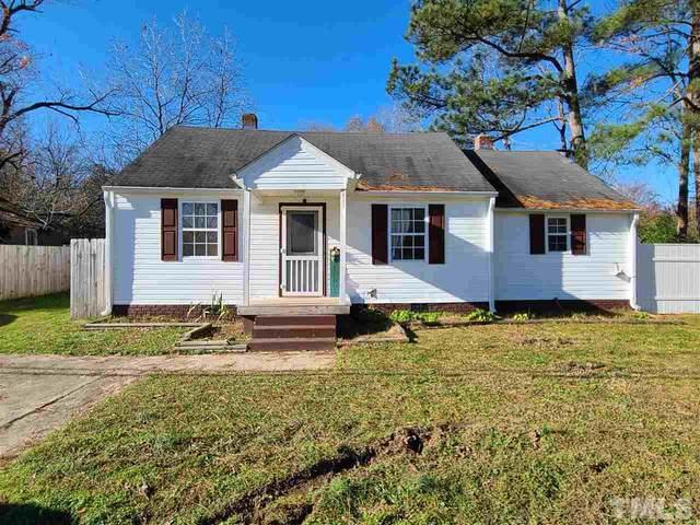 211 N Louisburg Road, Spring Hope, NC 27882 (#2356336) :: Masha Halpern Boutique Real Estate Group