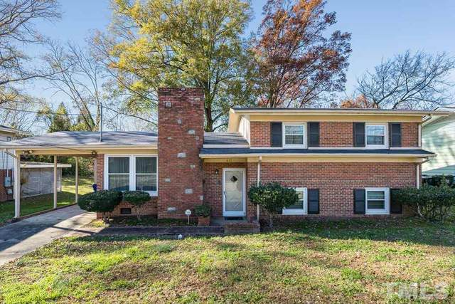 617 Delany Drive, Raleigh, NC 27610 (#2356360) :: Marti Hampton Team brokered by eXp Realty