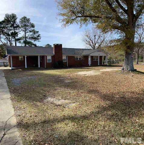 8404 Nc 27 E Highway, Coats, NC 27521 (#2356371) :: Triangle Top Choice Realty, LLC