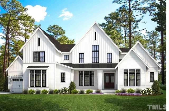 63 Kenwood Lane, Pittsboro, NC 27312 (#2356405) :: Sara Kate Homes