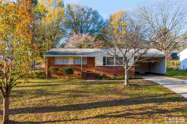 1006 Barbara Drive, Garner, NC 27529 (#2356441) :: RE/MAX Real Estate Service