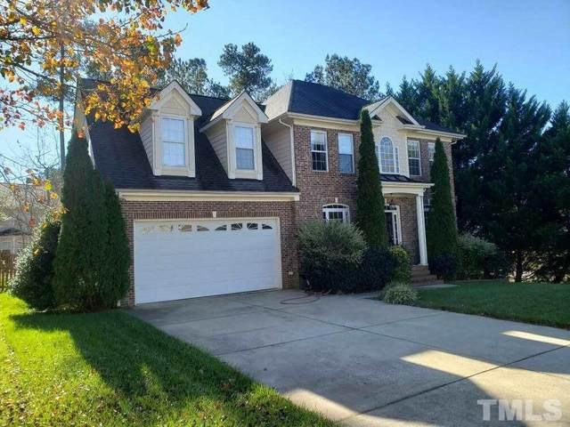 1214 Auburn Village Drive, Durham, NC 27713 (#2356463) :: Marti Hampton Team brokered by eXp Realty
