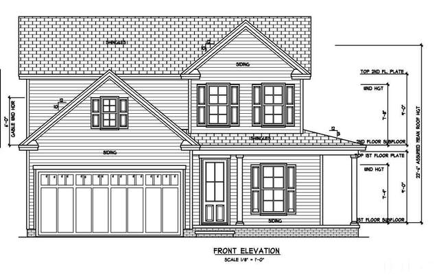 2903 Jakes View Point, Fuquay Varina, NC 27526 (#2356468) :: The Rodney Carroll Team with Hometowne Realty