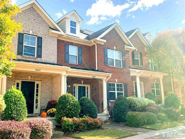 2049 Weston Green Loop, Cary, NC 27513 (#2356492) :: Marti Hampton Team brokered by eXp Realty