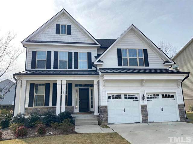 376 Gartrell Way, Cary, NC 27519 (#2356493) :: Marti Hampton Team brokered by eXp Realty