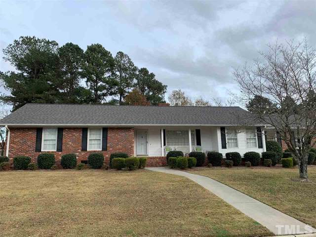 309 Briarcliff Drive, Dunn, NC 28334 (#2356496) :: The Rodney Carroll Team with Hometowne Realty