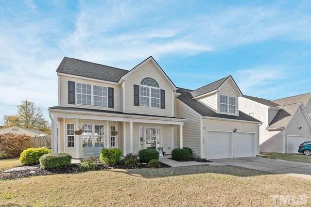 600 Timber Meadow Lake Drive, Fuquay Varina, NC 27526 (#2356497) :: Triangle Top Choice Realty, LLC