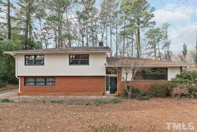 5305 Barclay Drive, Raleigh, NC 27606 (MLS #2356500) :: On Point Realty
