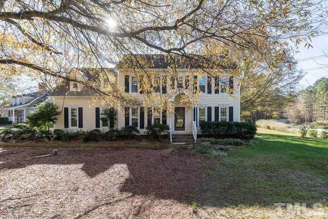 5229 Deerchase Trail, Wake Forest, NC 27587 (#2356503) :: Triangle Top Choice Realty, LLC