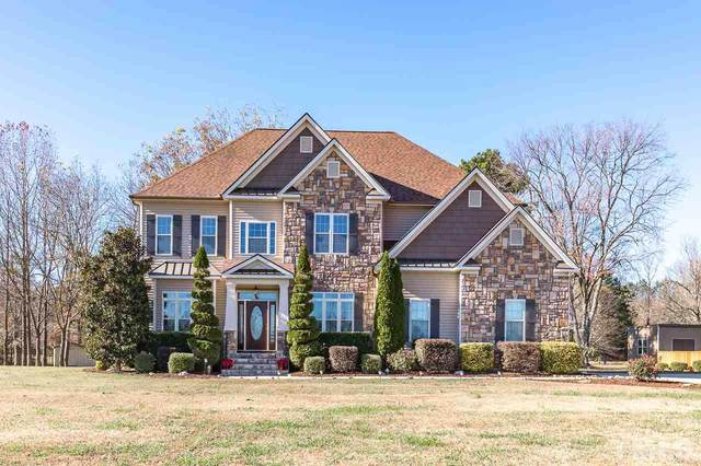 650 Cole Road, Clayton, NC 27520 (#2356505) :: Marti Hampton Team brokered by eXp Realty