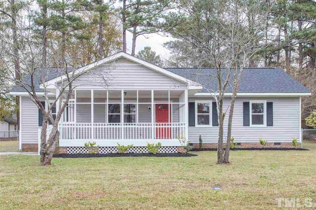 404 Barbour Road, Smithfield, NC 27577 (#2356507) :: The Rodney Carroll Team with Hometowne Realty