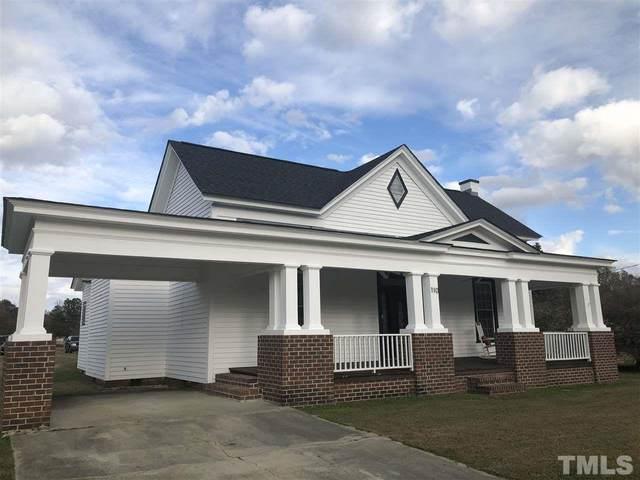 110 N Church Street, Fremont, NC 27830 (#2356510) :: Triangle Top Choice Realty, LLC