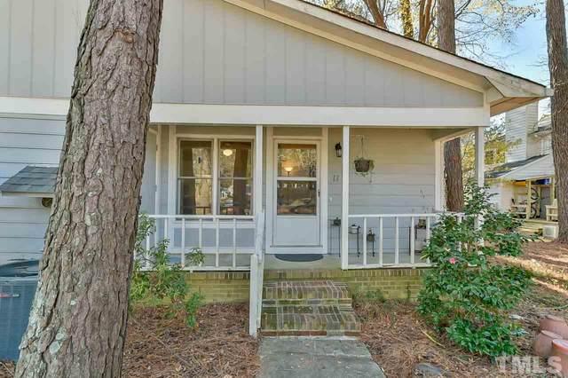 121 Westview Drive #11, Carrboro, NC 27510 (#2356517) :: Classic Carolina Realty