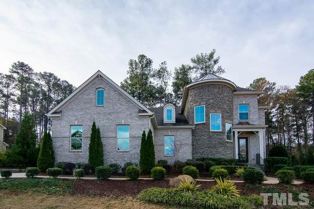 2405 Trenton Park Lane, Raleigh, NC 27607 (#2356526) :: Marti Hampton Team brokered by eXp Realty