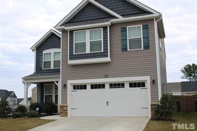 324 Marsh Creek Drive, Garner, NC 27529 (#2356529) :: The Rodney Carroll Team with Hometowne Realty