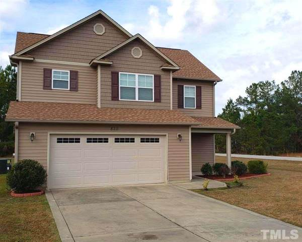 829 Blawell Street, Stedman, NC 28391 (#2356530) :: Real Estate By Design