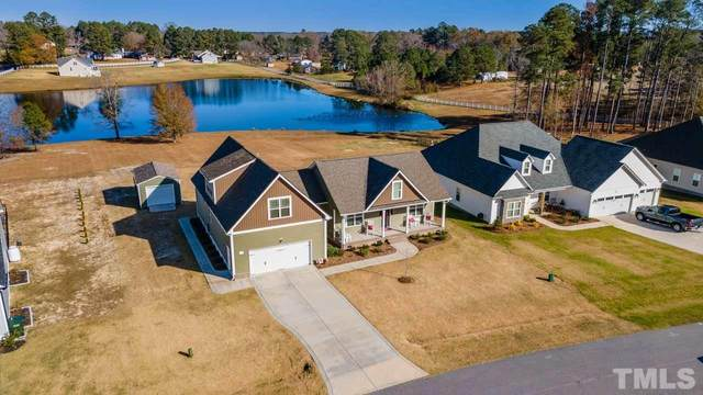 71 Regal Pond Drive, Angier, NC 27501 (#2356531) :: Real Estate By Design