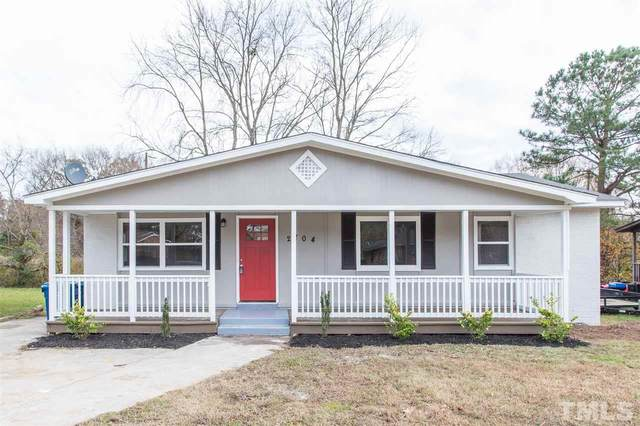 2704 Hinson Drive, Durham, NC 27704 (#2356533) :: Marti Hampton Team brokered by eXp Realty