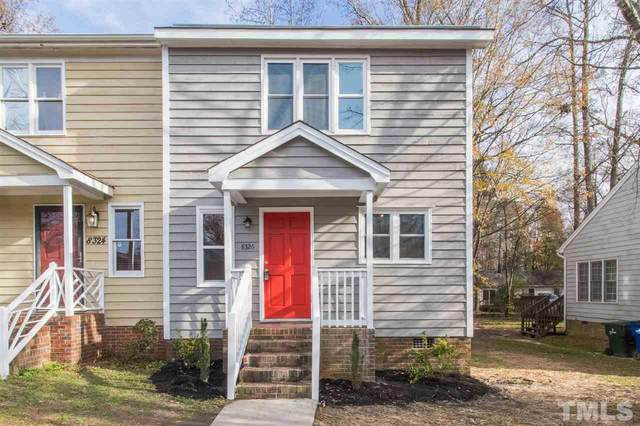 8326 Mcguire Drive, Raleigh, NC 27616 (#2356534) :: Marti Hampton Team brokered by eXp Realty