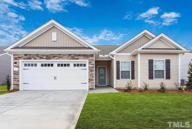 85 Level Drive, Youngsville, NC 27596 (#2356537) :: The Rodney Carroll Team with Hometowne Realty