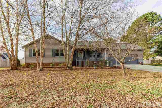1609 Habbot Drive, Raleigh, NC 27603 (#2356545) :: The Rodney Carroll Team with Hometowne Realty