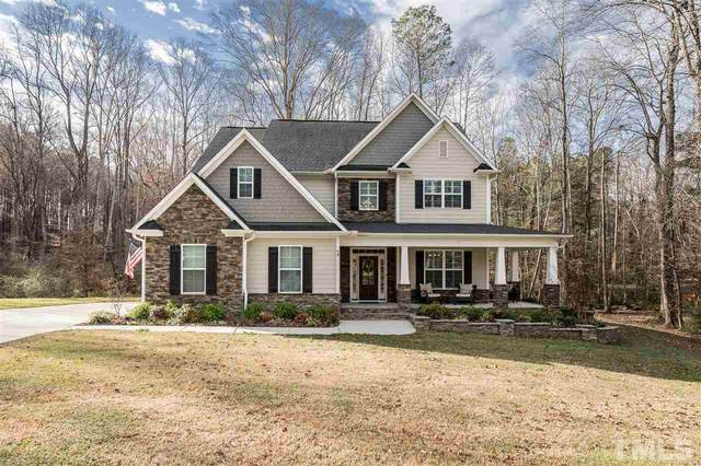 48 Running Springs Drive, Clayton, NC 27527 (#2356547) :: The Rodney Carroll Team with Hometowne Realty