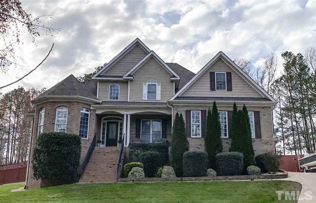 1407 Gw Court, Raleigh, NC 27602 (#2356550) :: The Rodney Carroll Team with Hometowne Realty