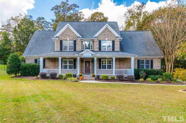 61 Wick Court, Clayton, NC 27520 (#2356552) :: The Rodney Carroll Team with Hometowne Realty
