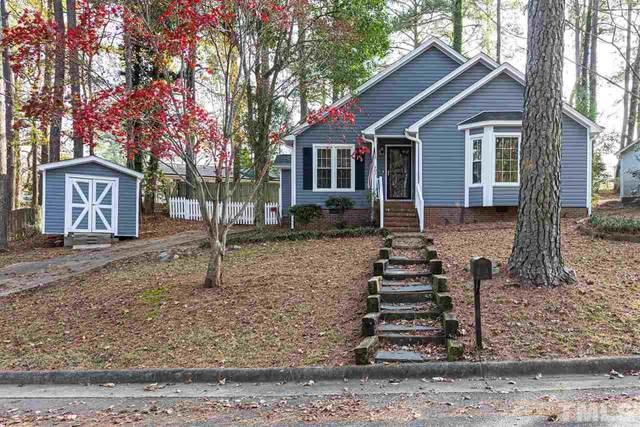 401 Damon Street, Clayton, NC 27520 (#2356565) :: The Rodney Carroll Team with Hometowne Realty