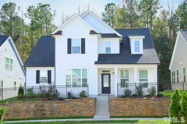 127 Bridge Street, Hillsborough, NC 27278 (MLS #2356576) :: On Point Realty