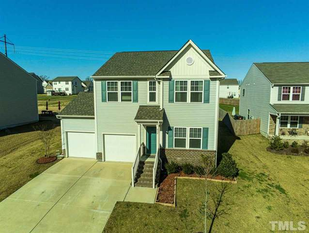 612 S Kennelman Circle, Wendell, NC 27591 (MLS #2356579) :: On Point Realty