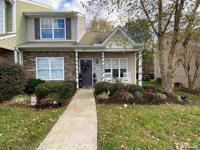 3715 Bison Hill Lane, Raleigh, NC 27604 (MLS #2356684) :: On Point Realty