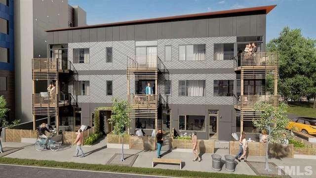 521 N Mangum Street #25, Durham, NC 27701 (#2356779) :: Real Properties