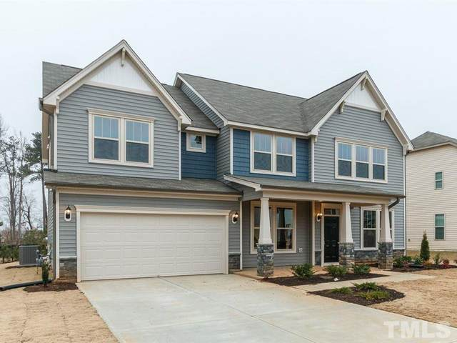 3110 Ginger Lake Court #00.0042, Zebulon, NC 27597 (#2356781) :: Marti Hampton Team brokered by eXp Realty