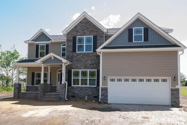 3976 Niagara Carthage Road, Whispering Pines, NC 27376 (#2356829) :: RE/MAX Real Estate Service