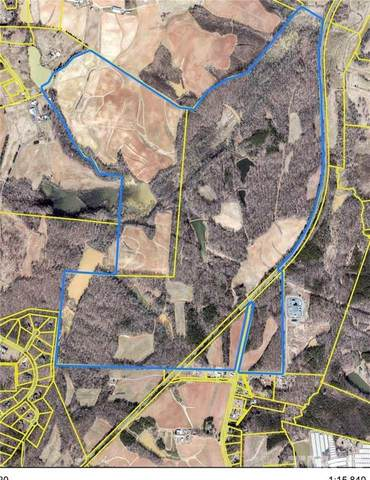 7782 Ferrin Road, Browns Summit, NC 27214 (#2356905) :: Triangle Just Listed