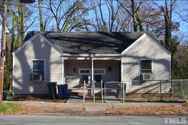 408 N Guthrie Avenue, Durham, NC 27703 (#2357029) :: Choice Residential Real Estate