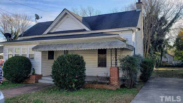 1308 E Jones Street, Raleigh, NC 27610 (#2357086) :: Real Properties