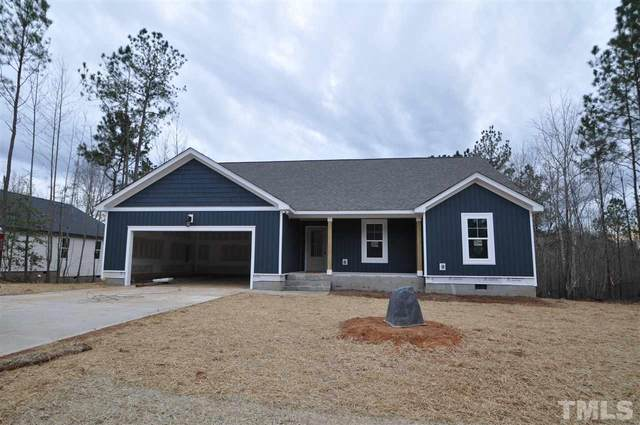 55 Mullins Pond Road, Spring Hope, NC 27882 (MLS #2357110) :: On Point Realty