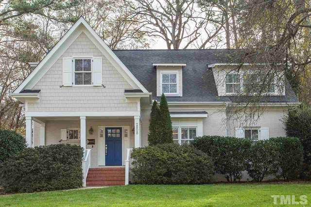 2808 Claremont Road, Raleigh, NC 27608 (#2357206) :: RE/MAX Real Estate Service